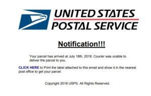 USPS-Phishing